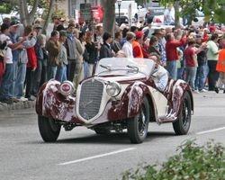 1934 Alfa Romeo 8C 2900A Spider