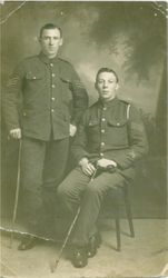 Corporal William Bridgman WW1