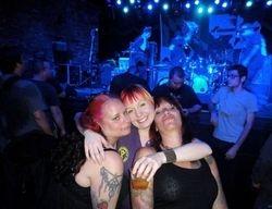 Megan, Tori and Gina @ CLUTCH!