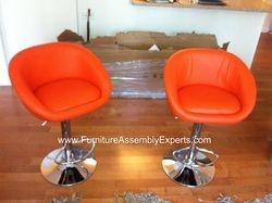 Bar stools installation service in Washington DC