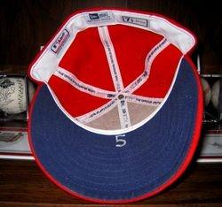 Albert Pujols  'Stars and Stripes' 2009 Game-Used Cap