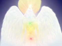 Chakra Angel by Cate