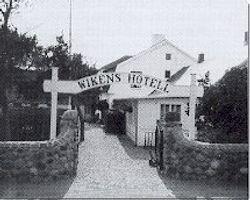 Vikens hotell 1935