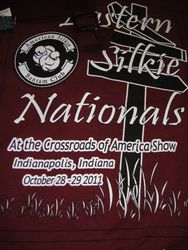 The Silkie National TShirt