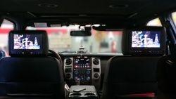 "2017 Ford Explorer Voxx 9"" Headrests"