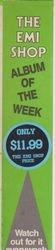 EMI Record Shop 'Album of the Week'