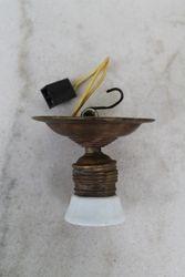 Smetoniskas lempos lizdas. Kaina 21