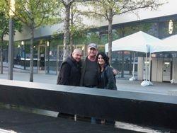 Josh, Mike, Rachel at WTC