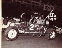 Bill Laycock St Charles Speedway 1973