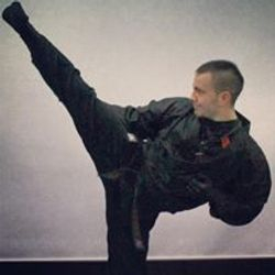 Ninjas Yoko Geri!