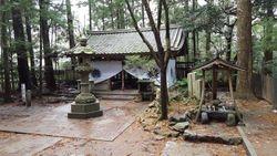Okunoin Mao-den Temple