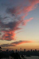 Sunset Sydney - 2