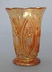 Hobstar Reversed celery vase, by Matthew Turnbull