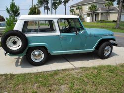 14.67 Jeepster Commando Wagon.