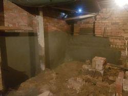 Negative Side Membrane ( Brick Wall )