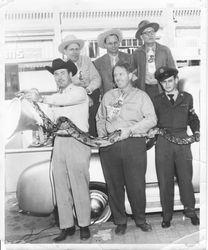 1952 Okeene Rattlesnake Hunt
