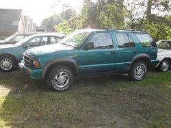 Chevrolet 4-door Blazer '96