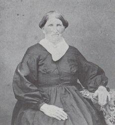 Hannah (Shultz) Beaver (1811-1869)
