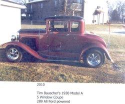 Tim Bauscher's 1930 Model A