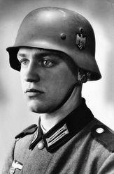 Wehrmacht Jungen Soldat: