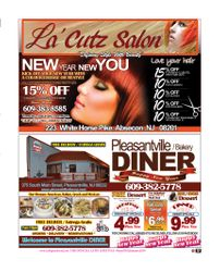 LA CUTZ SALON / PLEASANTVILLE DINNER