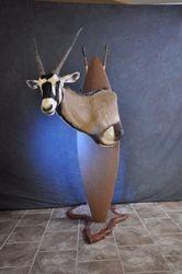 Oryx on custom base