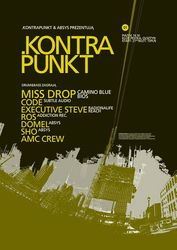2008.11.14 - Kontrapunkt - Code & Miss Drop @ Pestka - Olsztyn