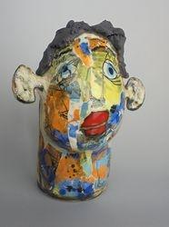 Mary Jones Ceramics.  A crazy life.