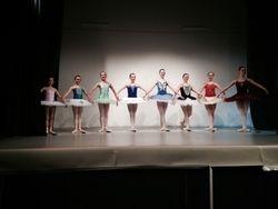 Ballet Championship qualifiers