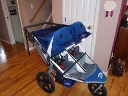 BOB Revolution Duallie Double Jogging Stroller - $350