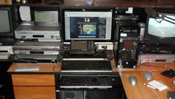 WEST ISLAND WEATHER STATION DATA CONSOLE