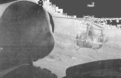 Inbound Slick Aircraft: