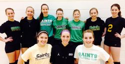 Saints Gold Team