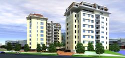 Chief Sunkey Residential Building in Lagos - NIGERIA
