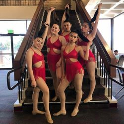CK Dance  Senior Team at Countdown Dance Competition