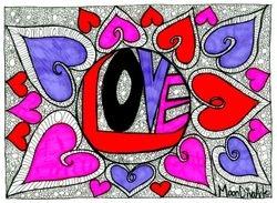 Circle inspirations - Love