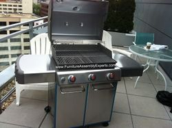 Walmart grill assembly service in DC MD VA
