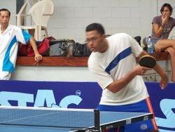 Junior player Ravish Sukhnandan