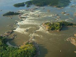 Mountain Portage Rapids