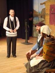 Reb Tevye, may I speak to you