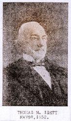 Thomas Madison Isett (abt. 1811-1883)