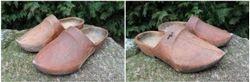 Senovines lietuviskos klumpes. Kaina 32