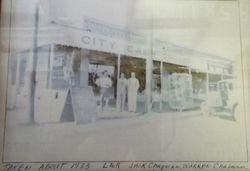 City Cash, abt 1933, Hempstead