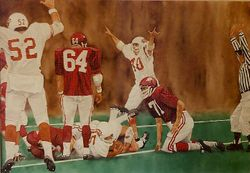 UT-Arkansas Shootout, 1969