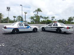Pembroke Pines Police Department, Florida (New & Old Graphics)