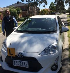 Driving School Langwarrin - Toyota Prius - Automatic