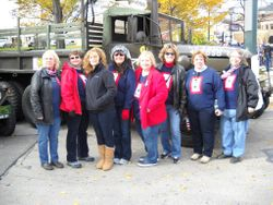 Veterans Day Parade 2013