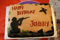 Hunting Birthday