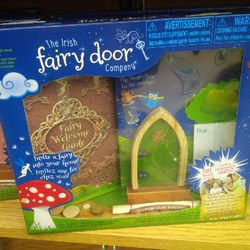 NEW!!  Fairy Doors complete with key, guide and more