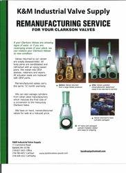 K&M re-manufacturing service